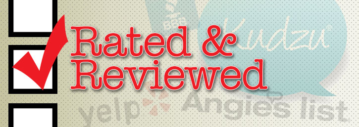 Read our reviews - Atlanta residents love our service.