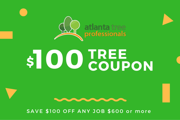 Save money with a tree service coupon from Atlanta Tree Professionals.